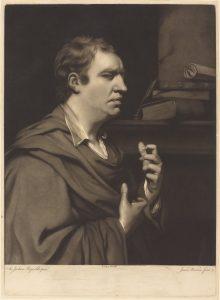 Portrait of Samuel Johnson